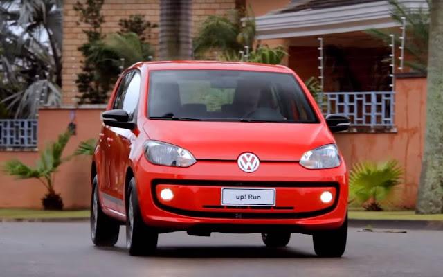 Volkswagen Up!: carro mais barato de manter em 60.000 km