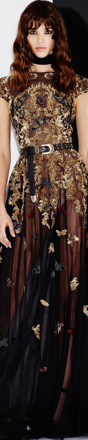 Zuhair Murad Fall/Winter 2016 RTW