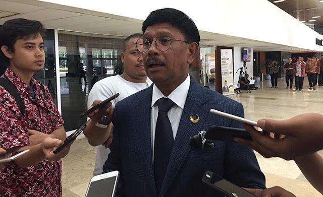 Temuan Surat Suara Di Malaysia Bikin Nasdem Kaget