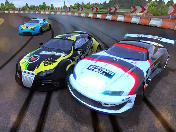Android game Ridge Racer Slipstream MOD APK + DATA (Unlimited Money)