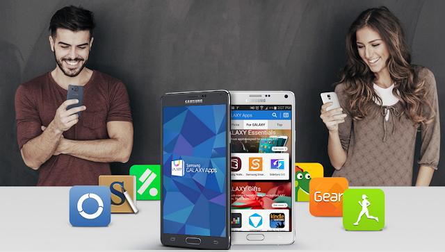 Download Smart Switch Mobile per fare backup Samsung Galaxy