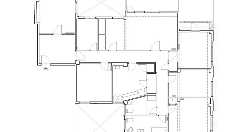 Estudio para reforma integral en el barrio de san francesc - Trabajo arquitecto valencia ...