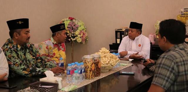 Undang Pimpinan NU Dan Muhammadiyah, Kapolda: Mari Kita Jaga Jatim Agar Tak Terprovokasi
