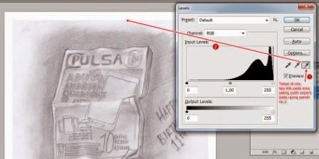 Cara Memperbaiki Gambar Hasil Scan dengan Photoshop