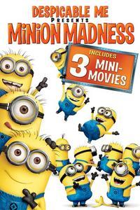 Poster Despicable Me Presents: Minion Madness