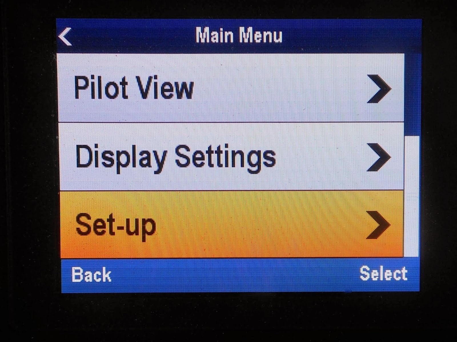 small resolution of you then navigate to the dock side wizard the instructions show you how to get there the first thing to do is to select the drive
