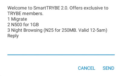 Airtel night browsing plan