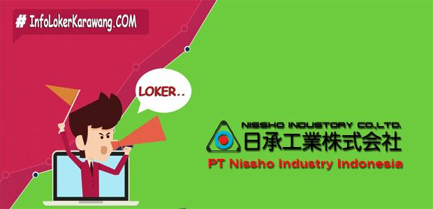 Lowongan Kerja PT. NISSHO INDUSTRY INDONESIA