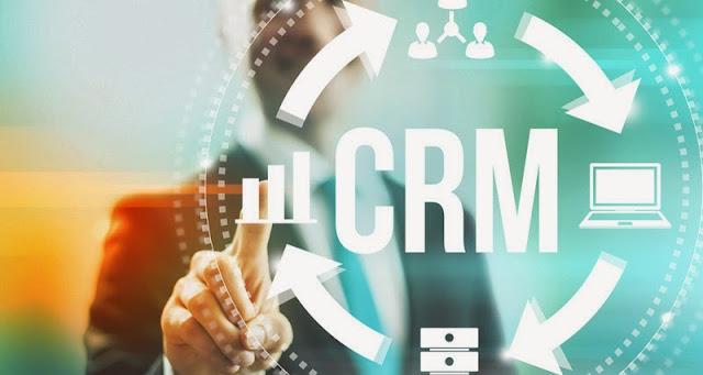 giải pháp phần mềm crm