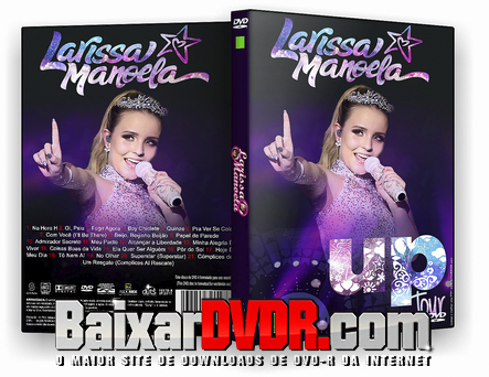 Larissa Manoela – Up Tour (2017) DVD-R OFICIAL 8f633974c2