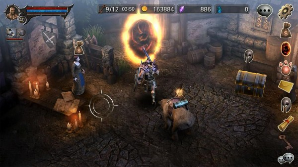 BloodWarrior Apk v1.1.9 Mod (Money/Damage/Mana)