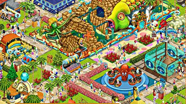 My Fantastic Park - Image du Jeu