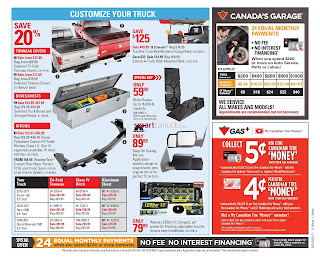 Canadian Tire Flyer May 12 to 18, 2017 -  West