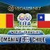 Nhận Định Romania vs Chile, 21h00 ngày 31/5 - Giao Hữu Quốc Tế