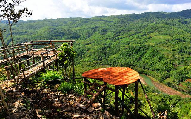 Bukit Mojo Gumelem, Spot Wisata Alam Baru di Mangunan