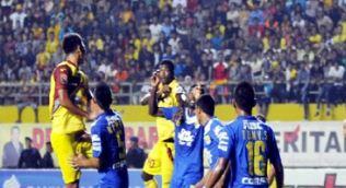 Persib Bandung Kalah 0-3 dari Sriwijaya FC