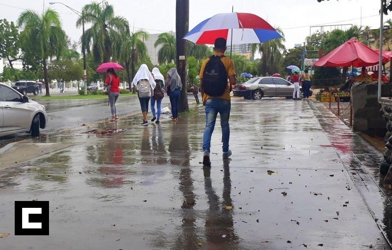 Emiten alerta verde para 10 provincias por vaguada en RD