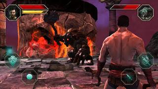تحميل لعبة Godfire: Rise of Prometheus مهكرة للاندرويد