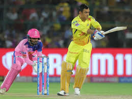 IPL 2019 CSK vs RR 25th match highlights