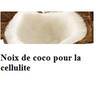 Noix de coco pour les hémorroïdes internes et externes