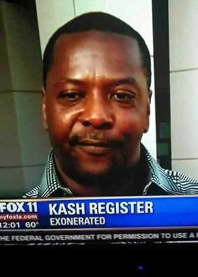 funny name tv caption kash register