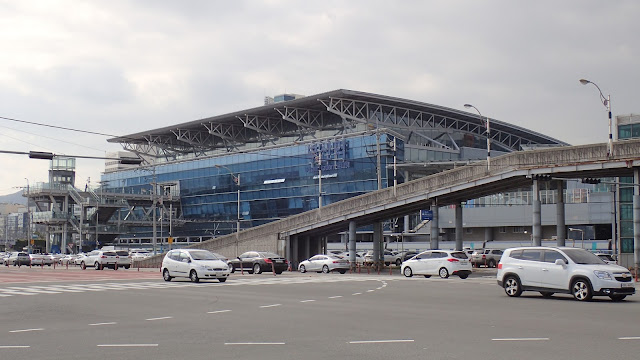 Busan Port International Passenger Terminal