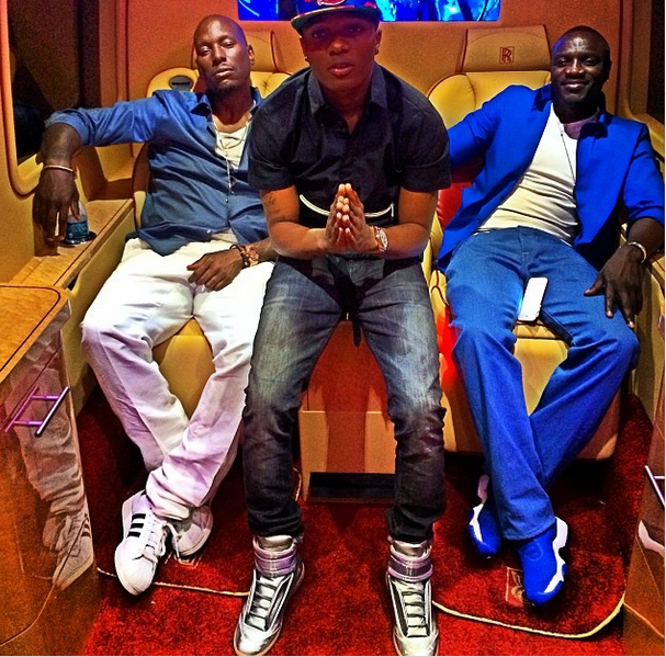 Akon Catches Heat For Saying Black Americans Need To Get Over Slavery