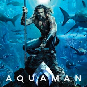 aquaman movie review podcast
