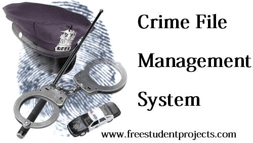 Crime Management System