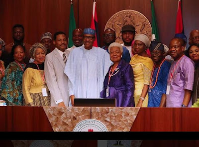 Presidency Slammed As Martin Luther King Family Disowns Award Given To Buhari