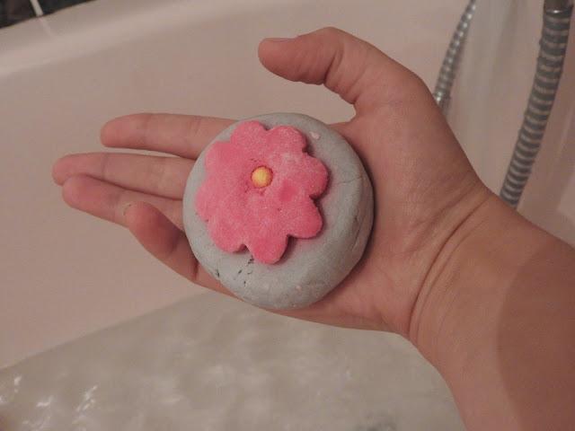 Dans mon bain avec Lush #2