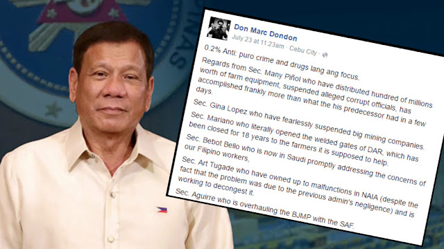 "VIRAL: Netizen points out ""alter egos' of President Duterte"