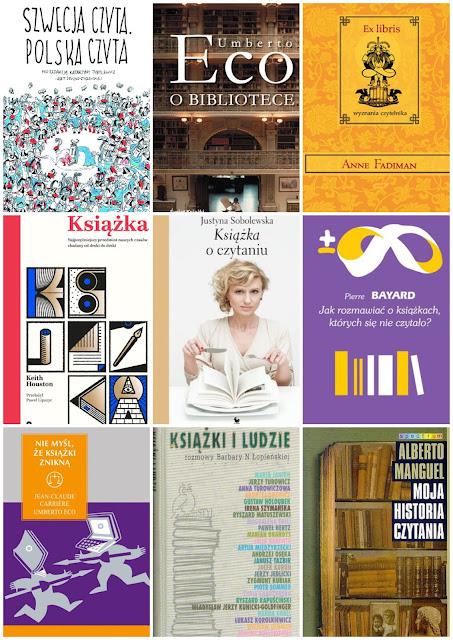 Bibliografia bibliofila. Książki oksiążkach io czytaniu