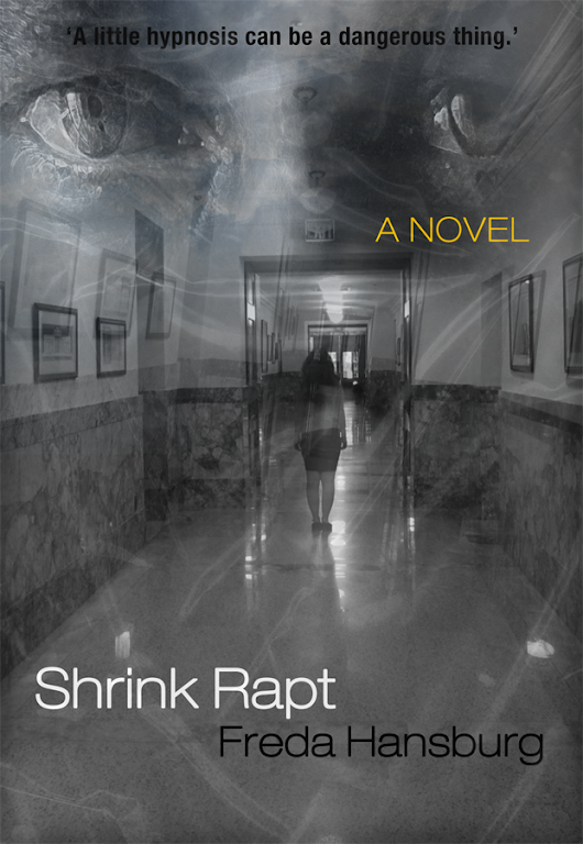 Cover Reveal: Shrink Rapt by Freda Hansburg