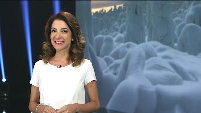 Ana Paula Padrão apresenta o especial - Divulgação/Band