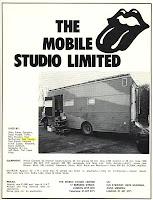 Rolling Stones Mobile Studio