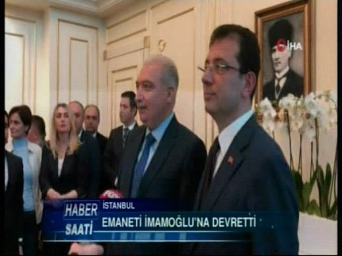 İstanbul Büyükşehir Belediye Başkanı