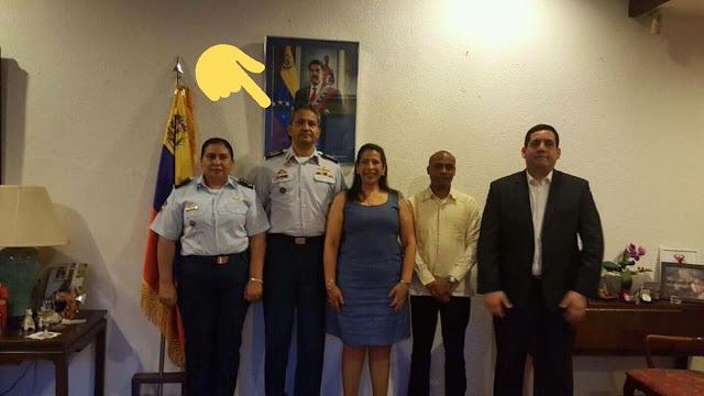 Cónsul de Venezuela en Corea del Sur montó una super arepera en Seúl