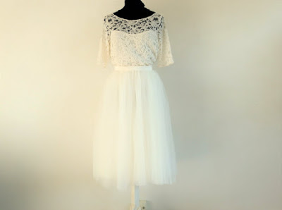 Robe de mariée Luna Faith Cauvain