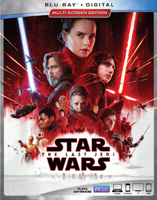 Star Wars: The Last Jedi [BD25] [Latino]
