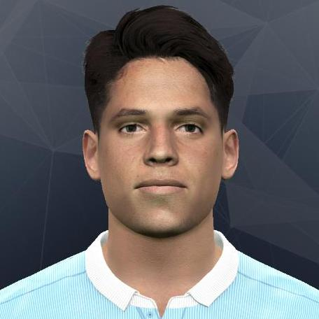 Alessandro Rossi Face PES 2017
