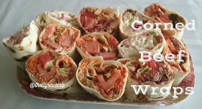 How To Make Delicious Corned Beef Wraps