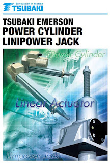 tsubaki power cylinder emerson