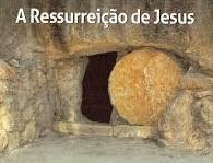 A RESSURREIÇÃO DE JESUS VISTA POR PEDRO E JOÃO
