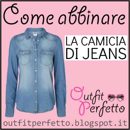 Come abbinare LA CAMICIA DI JEANS (outfit Autunno/Inverno)