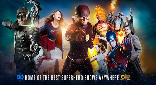 Assista ao Sneak Peak do crossover entre Supergirl, Flash, Arrow e Legends of Tomorrow