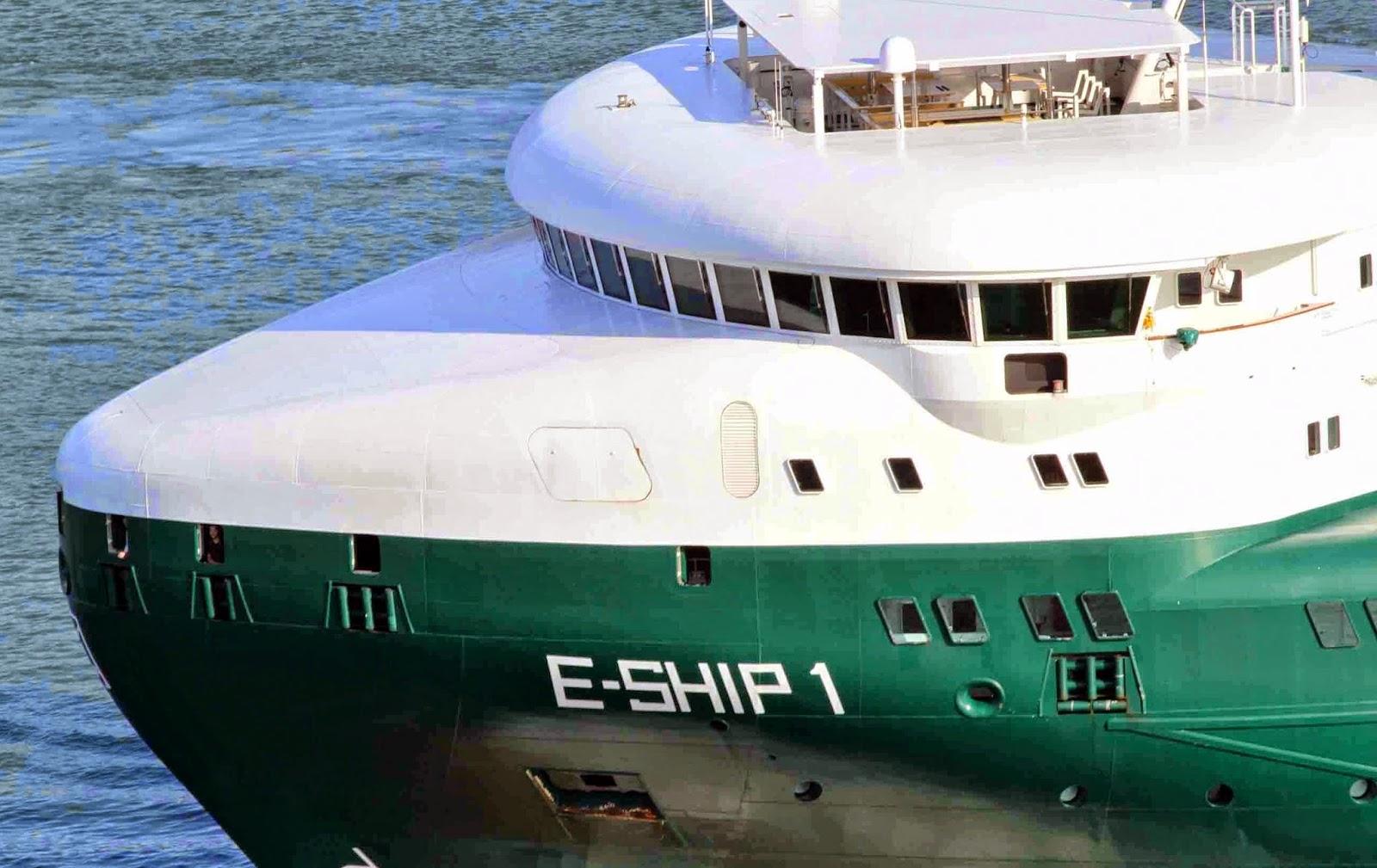 Learn Ship Design E Ship 1 Magnus Sailing