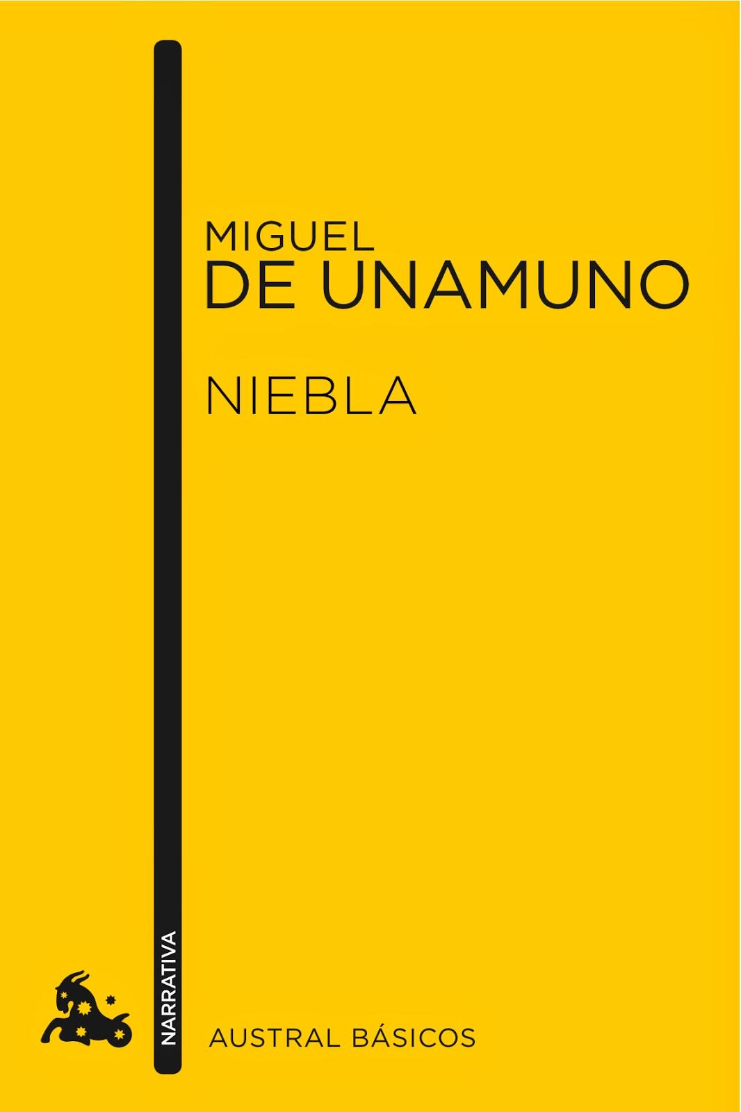 Reseña: Niebla, de Miguel de Unamuno