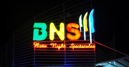 Jelajah Wisata Jawa Timur: BATU NIGHT SPECTACULAR