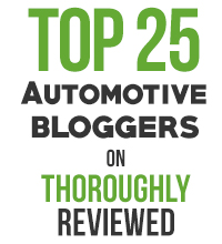Top 25 Automotive Bloggers on Thoroughly Reviewed